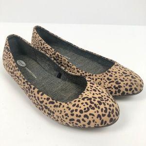 Dr. Scholl's Shoes - -SoldDr Scholls Cheetah Animal Print Ballet Flats